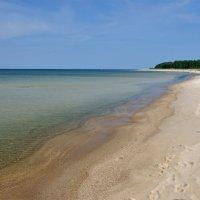 Пляж в Ныве :: Suzdaleva Ekaterina Суздалева