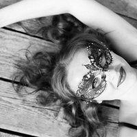 Girl in mask :: Кристина Фёдорова