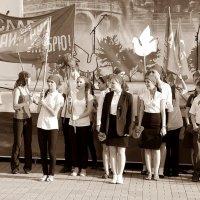 Все на демонстрацию! :: Владимир Болдырев