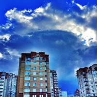 Небесная лазурь :: Константин Шуваев