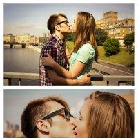поцелуй :: Юлия Лемехова
