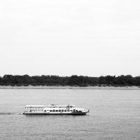 Река Волга. :: Аня