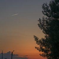 Сверчки закат и тишина :: sorovey Sol