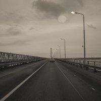 На мосту :: Кирилл Михайлов