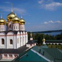 Золотые купола :: Анатолий