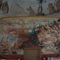 роспись Лютеранского храм :: Валентина Папилова