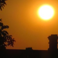 Солнце :: Денис Дробот