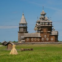 Кижский погост :: Владимир Балюко
