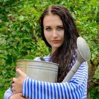 Алёнка на природе2 :: Дмитрий Фотограф