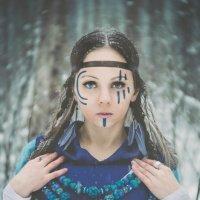 Лесной шаман :: Юлия Ивлин