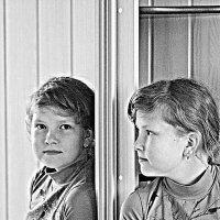 И даже  без зеркала видно,ты  взрослая стала ... :: Андрей Смирнов