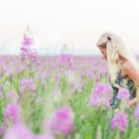 Анна, летняя фотосессия :: Екатерина Фокс