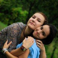 Дружба на веки :: Анжелика Засядько