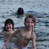 купание :: олеся