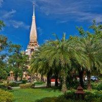 Wat Chalong :: Георгий Муравьев