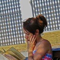 чтение - ныне забытый вид отдыха :: Валерий Дворников