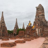Ayutthaya - capital of Siam :: Евгений Логинов