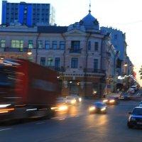 Ночной Владивосток :: Нина Борисова