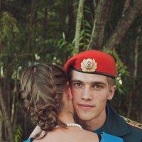 Любовь курсанта :: Ольга Антонюк