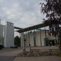 современный стиль церкви в Финляндии :: Валентина Папилова