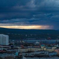дождь идёт :: Наталья Василькова