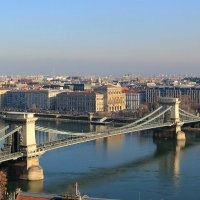Будапешт во всей красе :: Анастасия Беланович