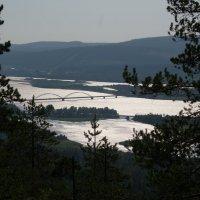 вид с горы Аавасакса :: Валентина Папилова