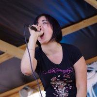 Вокалистка группы Mental desies :: Ingrid Viktorsdotten