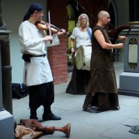 Кельтская музыка... :: Владимир Секерко