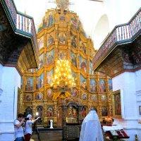 Обряд Крещения в соборе... :: Тамара (st.tamara)