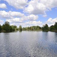 Озеро :: Леся Нуштаева