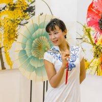 Китайская танцовщица :: Николай Ефремов