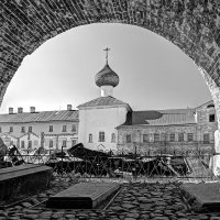 Соловецкий монастырь :: Владимир Балюко