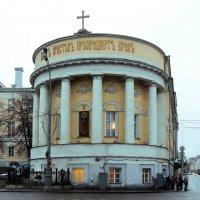 Церковь Татианы при Московском университете :: Александр Качалин