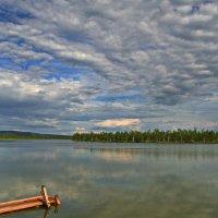 Озеро Плахино. :: Владимир Михайлович Дадочкин