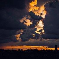 небо всё удивляет меня :: Arina Kekshoeva