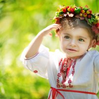 Украиночка :: Виктория Беликова