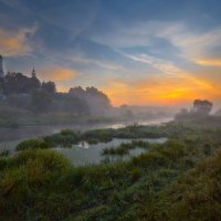 Туманно-облачная... :: Roman Lunin