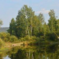 Последний кусочек лета :: Юлька Васковская