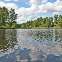 Озеро :: Маргарита Кретова