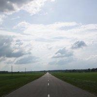 Путь домой :: Артём Исаев