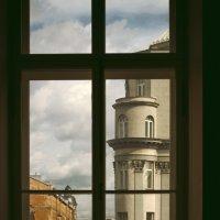 окно в город :: Ирэна Мазакина