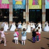 Каждая девочка мечтает о платье невесты) :: Oxi --