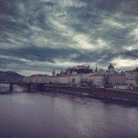 Вечерний Зальцбург...Австрия. :: Александр Вивчарик