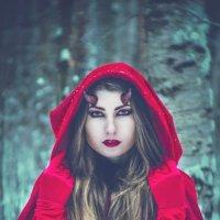 Демон в лесу :: Юлия Ивлин