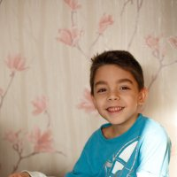 Мой сын :: Alexander Moshkin