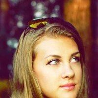 Портрет подруги :: Алина