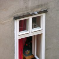 окно во дворик :: Александр С.