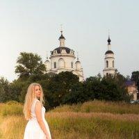 Оленька :: Анастасия Евграфова