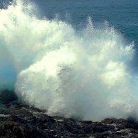 Океанский прибой :: Сергей Карачин